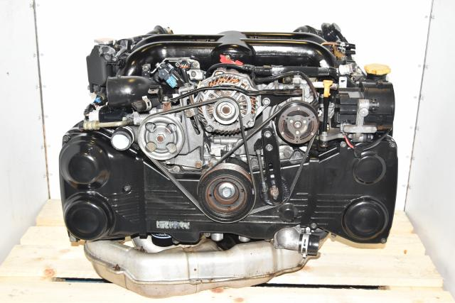 Replacement 2.0L WRX 2008-2014 EJ20X Dual AVCS Twin Scroll JDM Engine Swap
