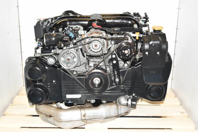 JDM Subaru WRX 2008-2014 Replacement 2.0L EJ20X Dual AVCS Twin Scroll Engine