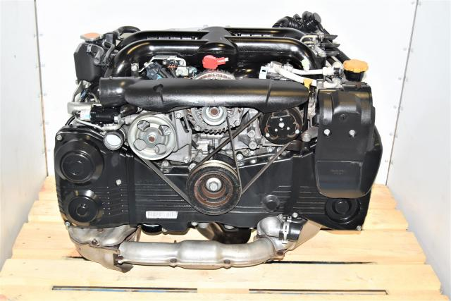 Used Replacement EJ205 2.0L Replacement 2006+ WRX Single Scroll JDM Engine Swap for Sale with Single-AVCS