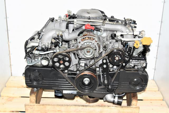 Used Replacement JDM EJ203 2.0L Replacement SOHC Impreza RS / TS 2004 Non-AVLS EGR Motor for Sale