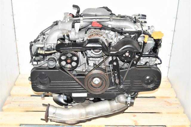 Used Replacement 2.0L EJ203 SOHC NA Engine Swap for USDM 2.5L EJ2053 Impreza RS 2004 Non-AVLS Motor with EGR