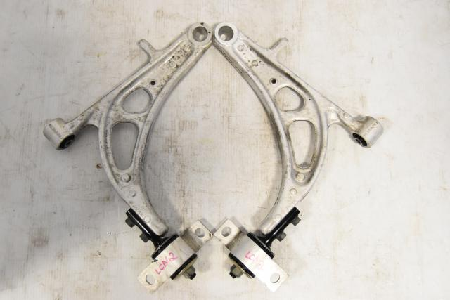 Used GC8 STi Aluminum Front Lower Control Arms for Sale