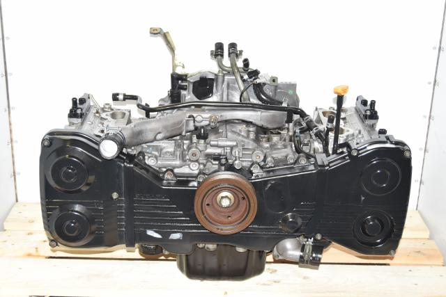 Used Replacement Non-AVCS EJ205 2.0L DOHC WRX 2002-2005 JDM Long Block Engine for Sale