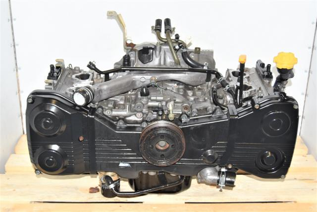 JDM EJ205 WRX 2002-2005 GDA 2.0L DOHC Non-AVCS Long Block Motor For Sale