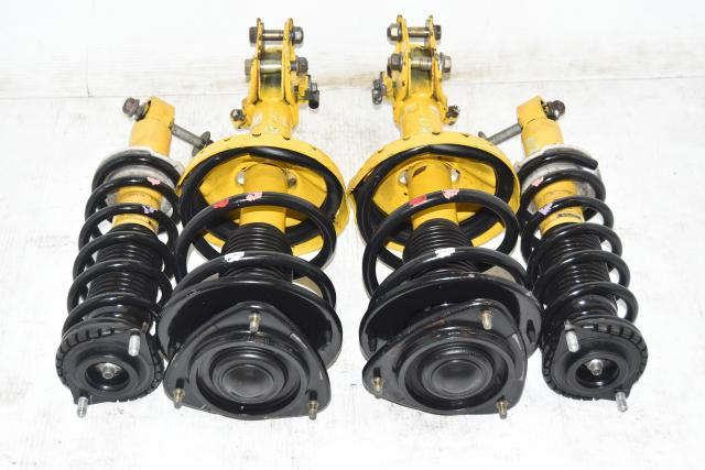 Used Subaru Legacy JDM Yellow 04-09 Bilstein Suspensions for Sale