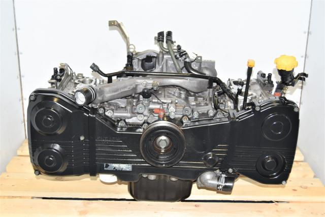 Used Subaru Replacement JDM 2.0L WRX 2002-2005 Long Block Non-AVCS Engine Swap for Sale