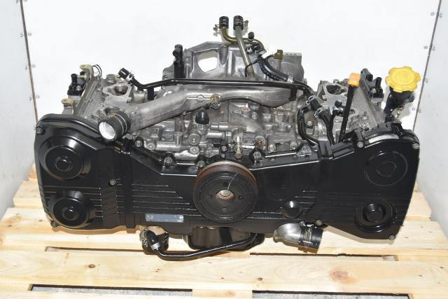 Long Block DOHC 2.0L WRX GDA Replacement JDM 2002-2005 Long Block Engine Swap