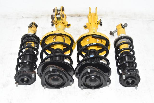 JDM Subaru LGT / Outback XT 2004-2009 Replacement Yellow Bilstein Suspensions for Sale with Coilsprings