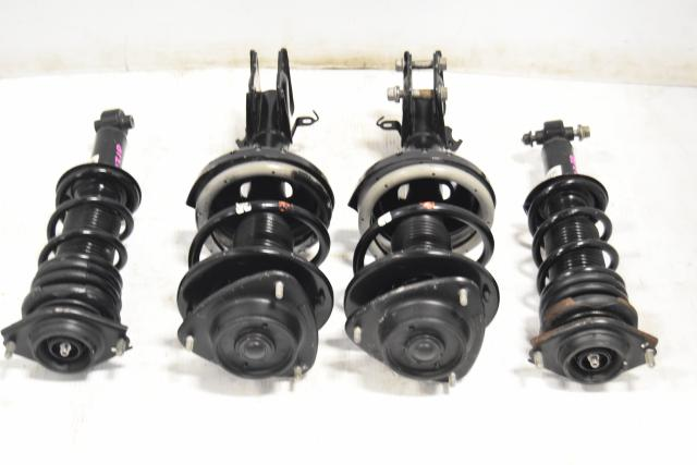 JDM Used Subaru 2015+ VA 5x114.3 Front & Rear Struts and Coilsprings