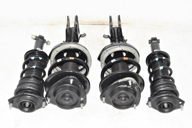 VA STi 5x114.3 Used Replacement JDM Front & Rear Suspensions Assembly for Sale