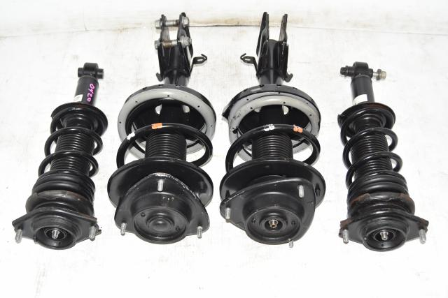 Used JDM Subaru Replacement VA 2015+ STi 4-Corner Suspension Assembly for Sale