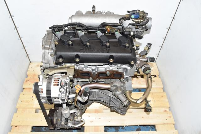Used JDM Nissan Altima 2002-2006 Replacement QR20 Engine for Sale
