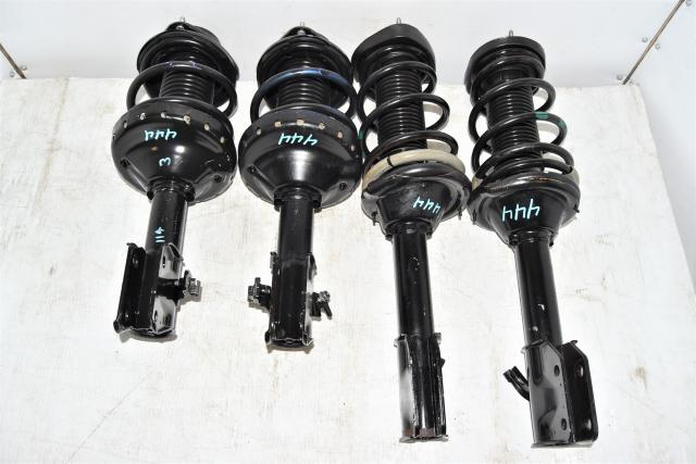 Used Subaru STi 5x114.3 Bolt Pattern OEM Suspensions for Sale