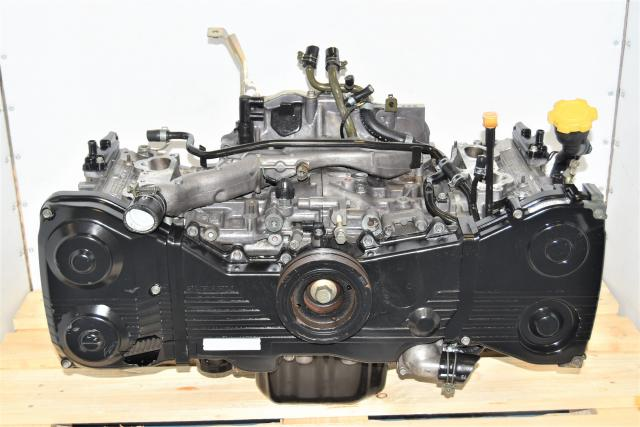 2002-2005 JDM WRX EJ205 Replacement 2.0L Long Block Engine Swap for Sale
