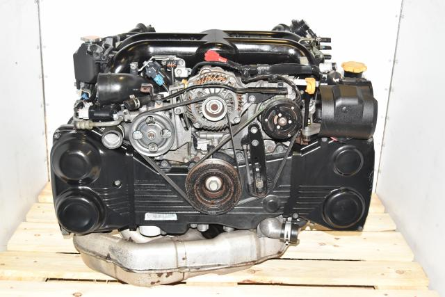 Used Subaru JDM WRX 2008-2014 Replacement 2.0L EJ20X DOHC Dual-AVCS Twin Scroll Engine