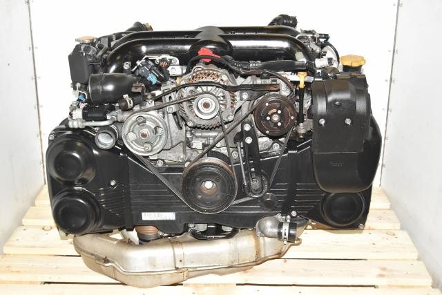 JDM WRX / Legacy GT EJ20Y Replacement DOHC Twin Scroll Used 2008+ Engine Swap for Sale