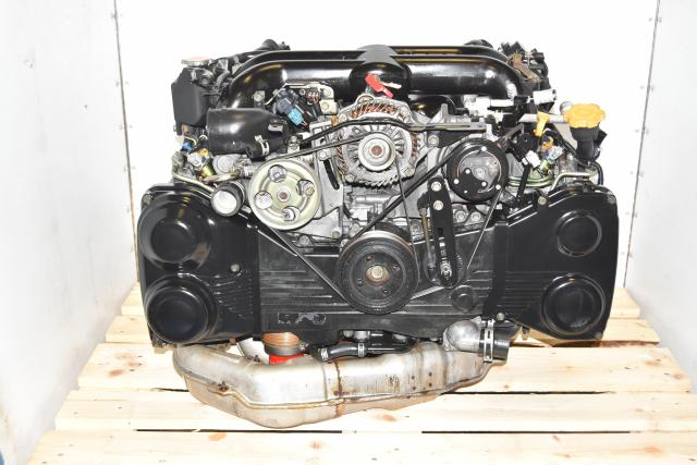 Used JDM Legacy GT 2.0L Subaru 2004-2005 Replacement DOHC EJ20Y Twin Scroll Engine Swap