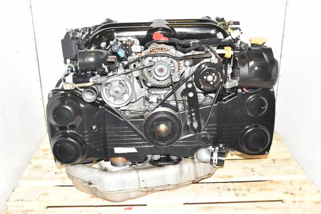 JDM LGT 2.0L EJ20Y 2008+ Twin Scroll & Dual AVCS DOHC Turbocharged Engine Swap