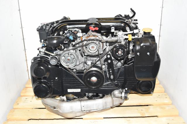 Replacement JDM Subaru Legacy GT / WRX 2008-2014 2.0L EJ20X DOHC Dual-AVCS & Twin Scroll Engine