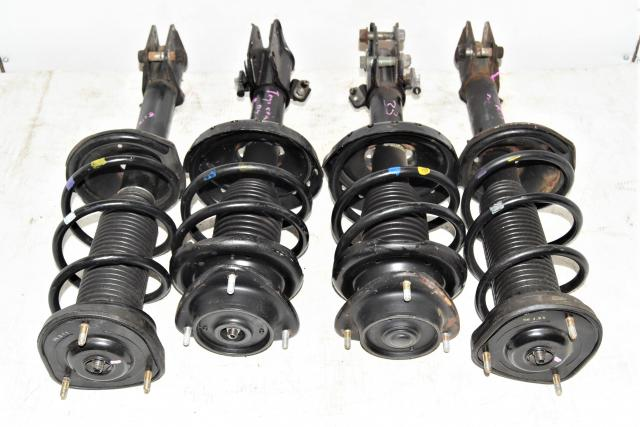 JDM Subaru WRX STi 2004-2007 Front & Rear Used 5x100 Suspensions