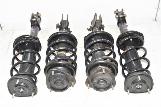 JDM Subaru Forester 2003-2008 XT OEM Front & Rear Suspensions for Sale