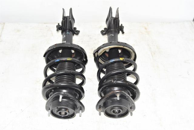 Used JDM 5x100 Subaru OEM STi Left & Right Front Suspensions for Sale
