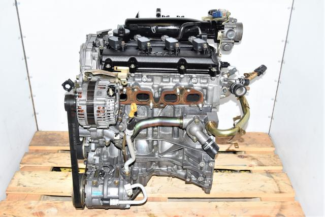 Used JDM Nissan Altima 2002-2006 QR20 Replacement Engine Swap for Sale