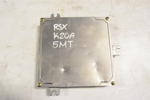 Used Acura RSX 02-06 5MT JDM Engine Control Unit for Sale K20A PND-013