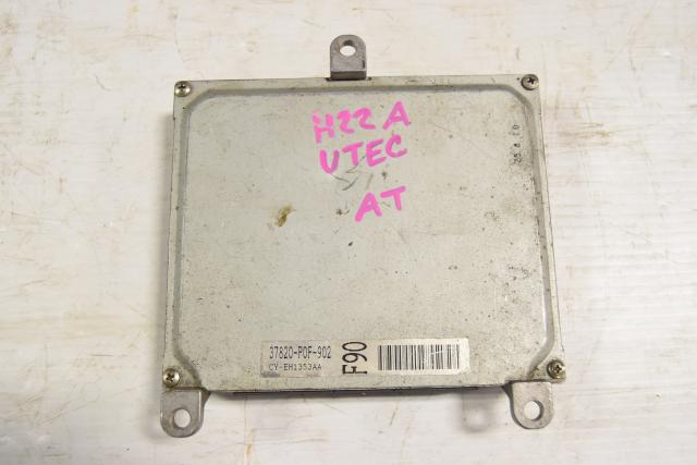 Used Automatic Honda H22A JDM Engine Control Unit for Sale P5M-902