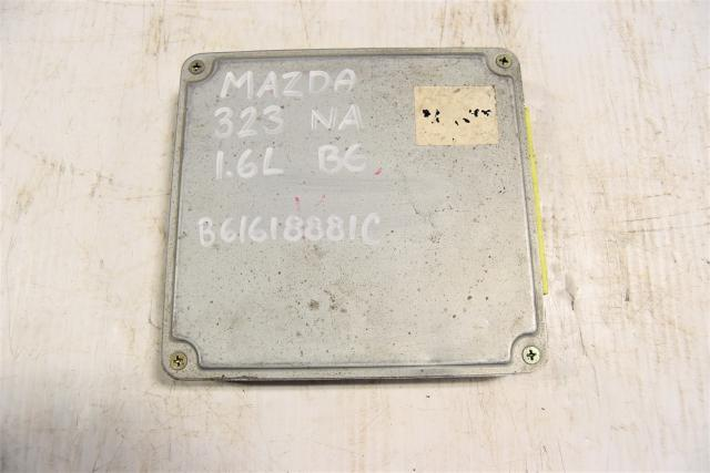 Used Mazda 323 1988 Non-Turbo B6 1.6L ECU for Sale