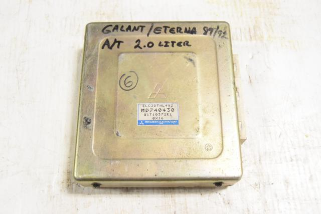 Used JDM Mitsubishi AT 4G63 2.0L Galant / Eterna MD740430 ECU for Sale