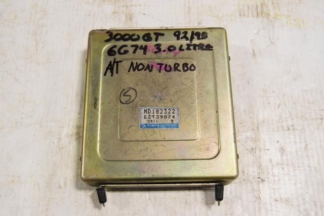 Used JDM 1992-1995 6G74 3.0L Non-Turbo AT 3000GT MD182322 ECU for Sale