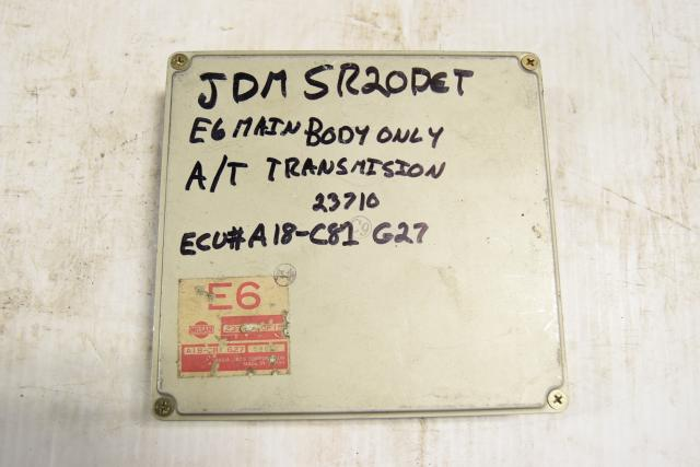 Used JDM SR20DET E6 AT 23710 ECU for Sale