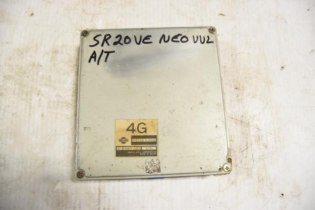 JDM SR20VE NEO VVL Nissan AT 23710-5J002 ECU for Sale