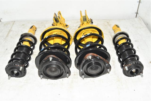 2004-2009 JDM LGT Yellow Suspensions with Coilsprings for Sale