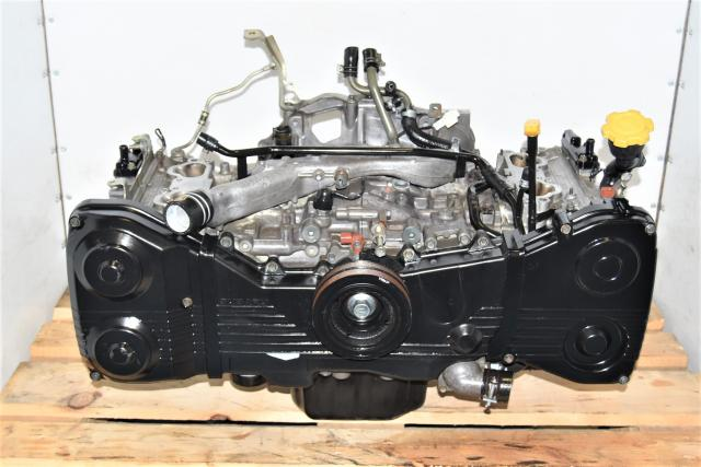 Used Replacement JDM WRX EJ205 2.0L DOHC Non-AVCS Long Block Engine 02-05