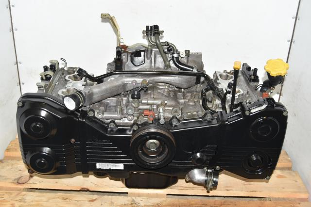 JDM Subaru GDA WRX 2002-2005 EJ205 Long Block Replacement Non-AVCS Engine
