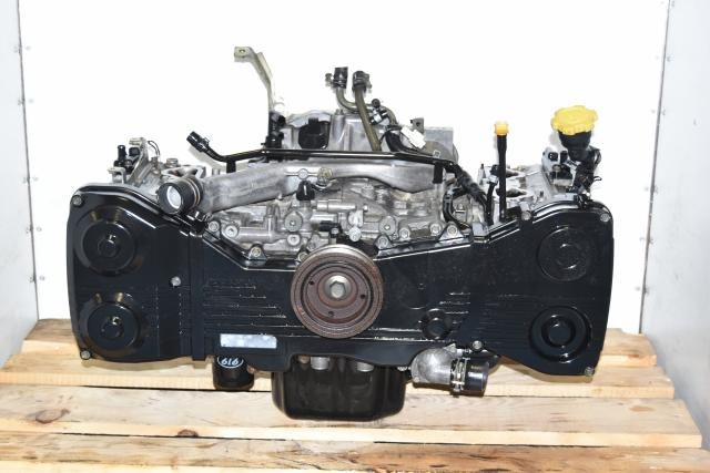Used Subaru EJ205 GDA WRX 2002-2005 Long Block Replacement Non-AVCS Engine