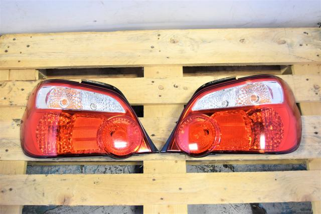 Used GDA Replacement Version 8 2004-2005 JDM Tail Lights for Sale