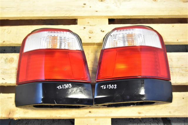 Used JDM SF5 Forester 2001-2002 Rear Tail Lights for Sale
