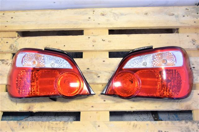 JDM 2004-2005 Version 8 Used Rear Tail Light Assembly for Sale
