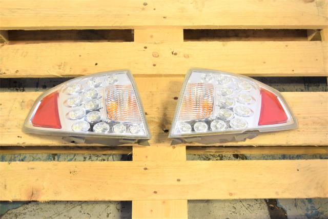 Replacement Used JDM 2008-2014 WRX STi Rear Tail Lights for Sale