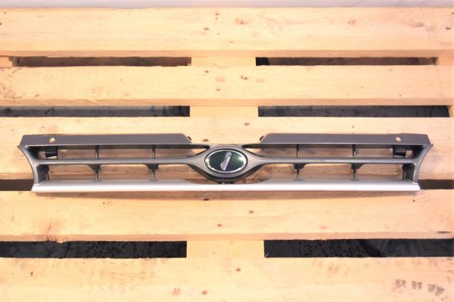 Used JDM Subaru GC8 / GF8 Front Grille Zenki 93-96 for Sale (Pre-Facelift)