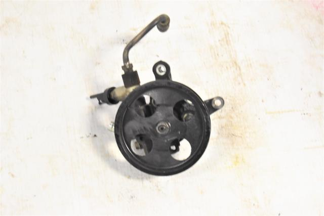 Used JDM Toyota 1JZ Power Steering Pump Assembly for Sale