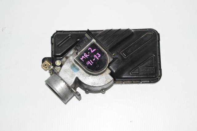 Used Toyota MR2 Celica GT MAF Sensor, Airflow Meter & Air Box for Sale