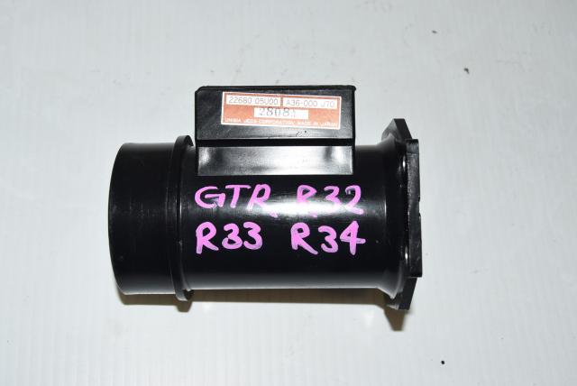 Used JDM Nissan Skyline R32 R33 GTR MAF Sensor for Sale