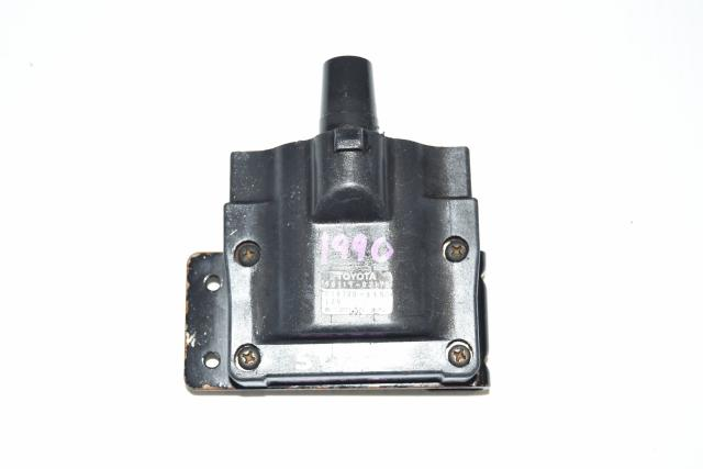 Used JDM Toyota OEM 90919-02175 1986-1993 Denso Ignition Coil Module for Sale
