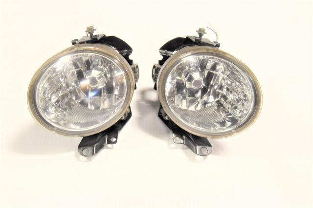 Used JDM Subaru Forester SG5 03-05 / Outback BP9 06-08 OEM Left & Right Foglights for Sale 114-20759