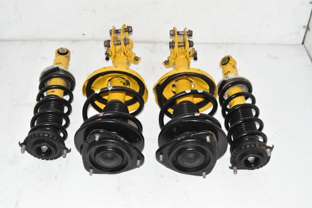Used Subaru JDM Legacy Bilstein Yellow 2004-2009 Replacement Suspensions for Sale