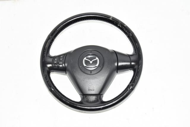 Used JDM Mazda RX8 SE3P 04-08 Steering Wheel for Sale